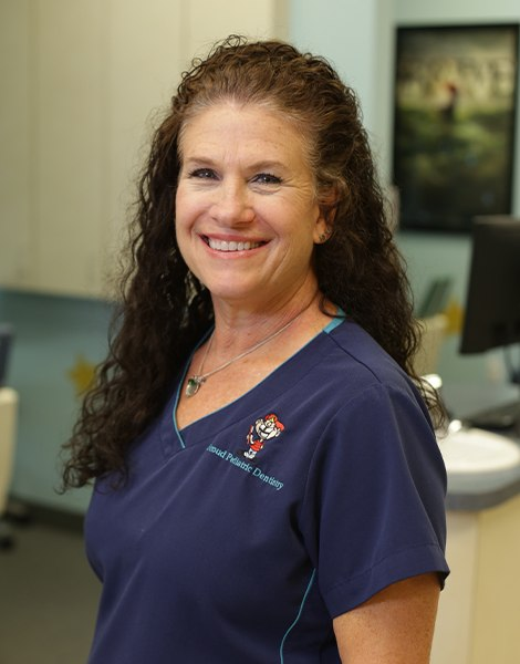 Dental hygienist Dianne
